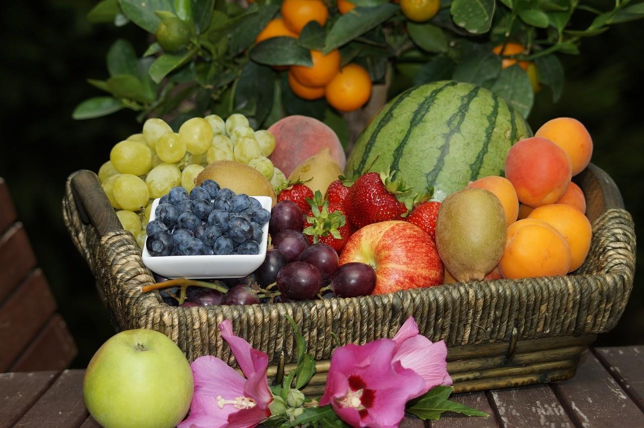 Bild: Frische Früchte