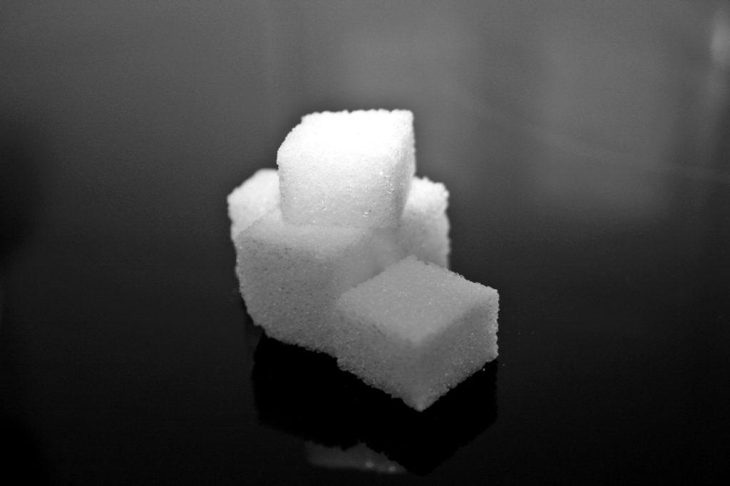 Bild: 5 Stück Industriezucker