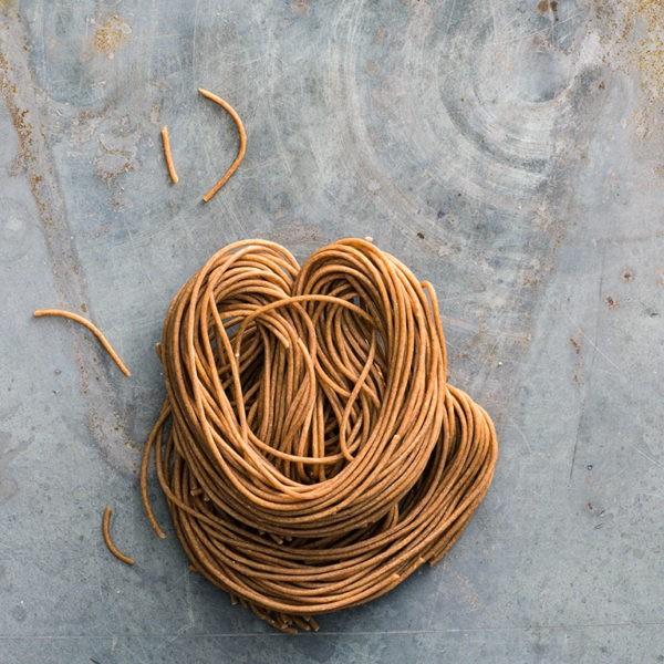 Bild: Spaghetti für Spaghetti-Pesto-Gratin