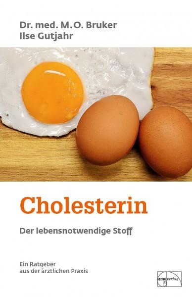 """Bild: Buch """"Cholesterin - Der lebensnotwendige Stoff"""""""