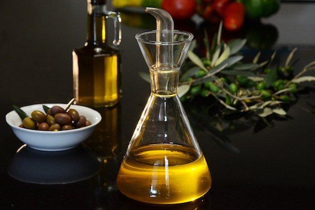 Bild: Gesunde Fette - Olivenöl