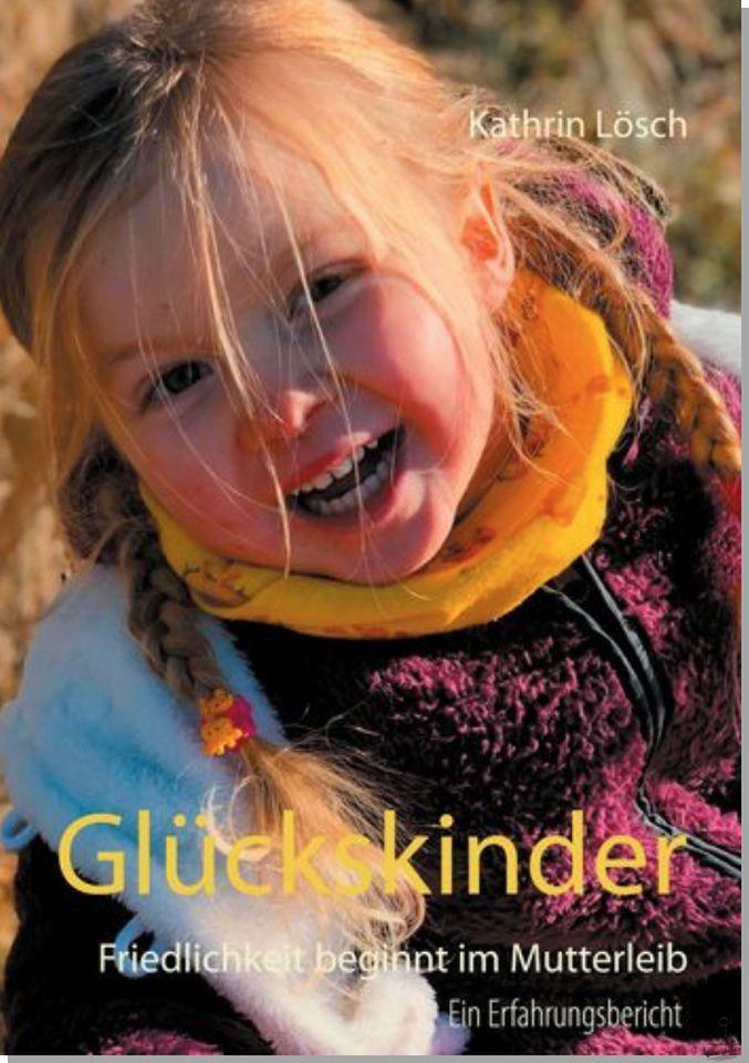 """Bild: Buch """"Glückskinder"""", Kathrin Lösch"""