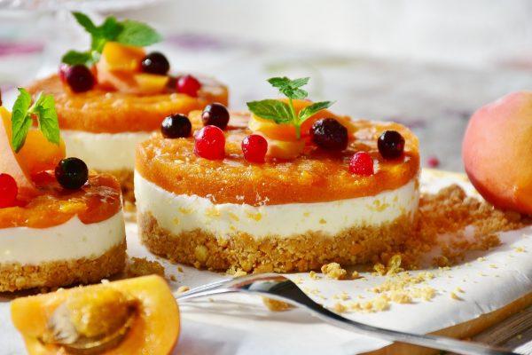 Bild: Rohkostkurs - Roher Früchte Cheese Cake