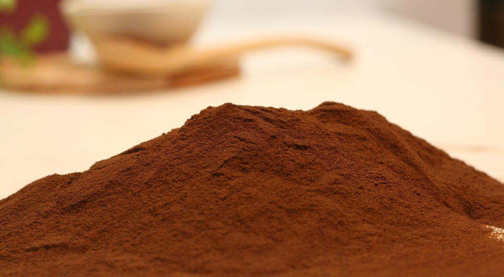 Bild: Schokoladenkurs - rohes Kakaopulver